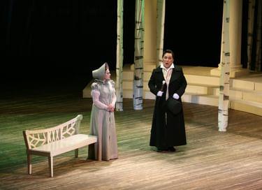 Опера «Евгений Онегин»