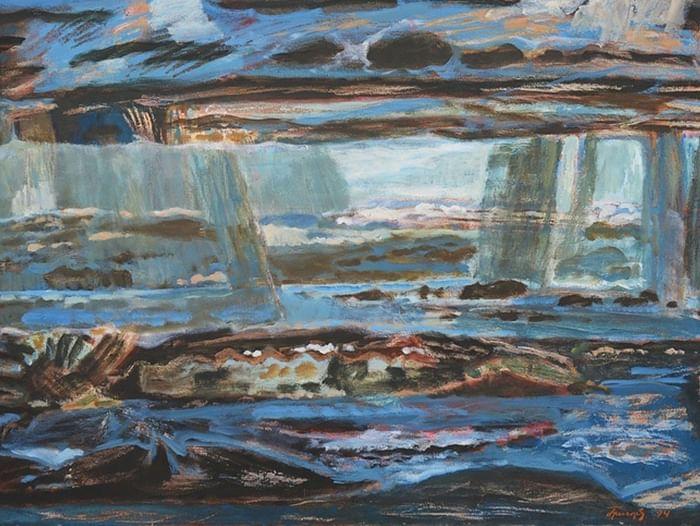 Выставка Юрия Григорьева «Живопись»
