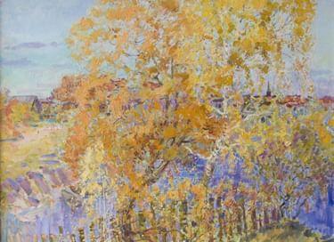 Выставка Александра Иншакова «Просторы родного края. К 70-летию со дня рождения»