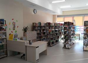 Детский отдел муниципальной библиотеки «Энергетик»
