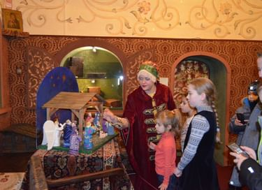 Театрализованная программа «Рождество в Царицыных палатах»