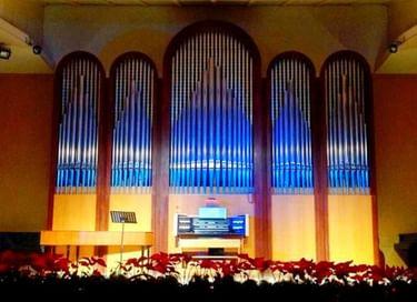 Концерт «Звучит орган»