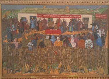 Выставка «Революция 1917 г. События и люди»