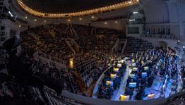 Прямая трансляция 18 ноября, в19:00. Концертный зал им. П.И.Чайковского