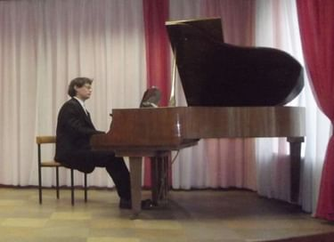 Концерт Александра Мальцева