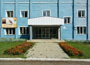 Центральная районная библиотека д. Талая