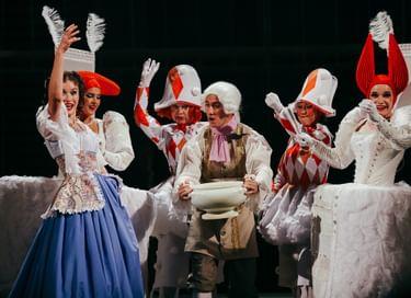 Спектакль «Мирандолина»