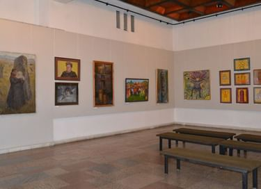 Персональная выставка Александра Доможакова