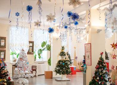 Конкурс новогодней ёлки «Рождественская сказка»