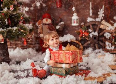 Новогоднее представление «Сластёнины сказки»