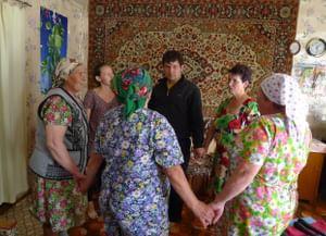 Хороводная традиция восточных районов Кировской области