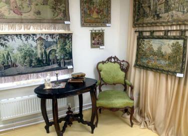 Выставка «Гобелены: история и современность»