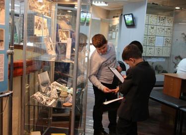Квест-выставка «В гостях у прошлого»