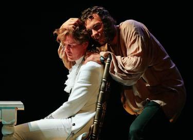 Спектакль «Пушкин, Моцарт и Сальери»
