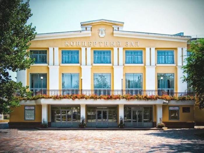 Концерт ансамбля танца «Вайнах» в Астрахани