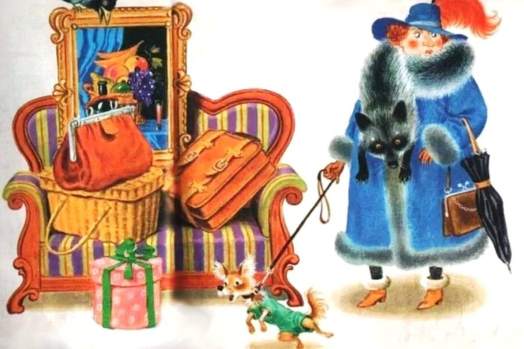 Картинки иллюстрации к стихам маршака