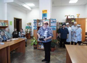 Барачатская сельская библиотека