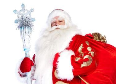Театрализованная программа «День рождения Деда Мороза»