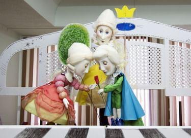 Спектакль «Принцесса на горошине»