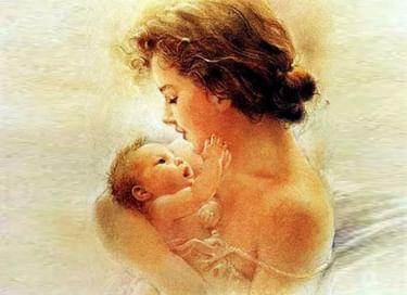Выставка «Образ матери в живописи»