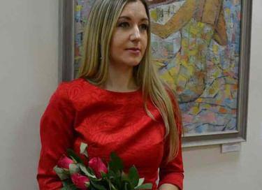 Выставка Юлии Тимошенко