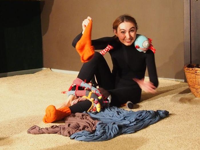 Спектакль «Мой волшебный носок»