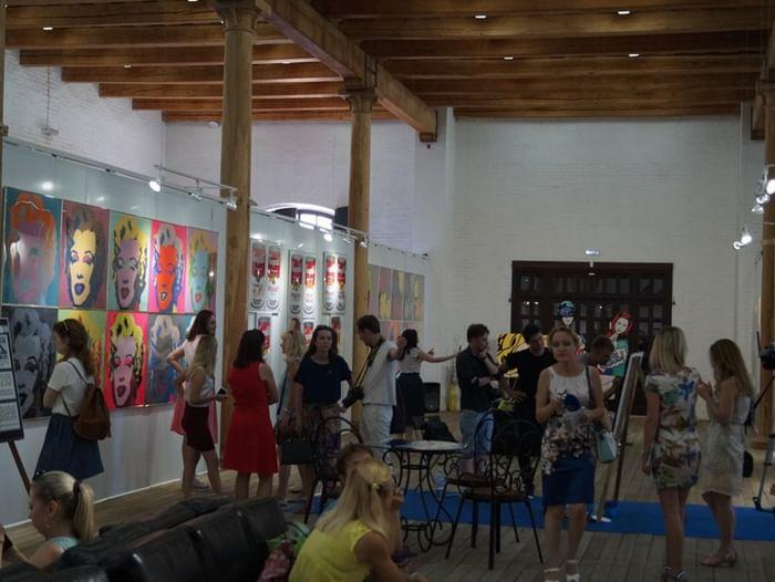 Выставка «Авангард. XX век»