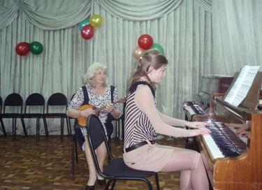Концерт «Мамин день»