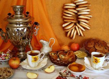 Встреча «Чай пить – долго жить»