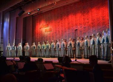 Концерт «Многоцветье Севера»