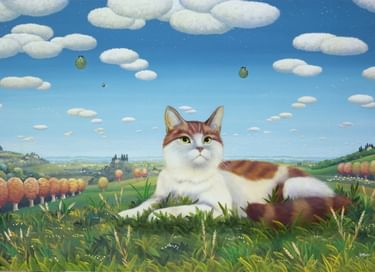 Экологический мультфильм «И у каждого кота есть заветная мечта!»