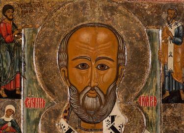 Выставка «Святитель Николай»