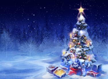 Календарная выставка «Рождественская сказка»