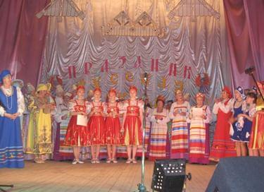 Праздник «Русская душа»