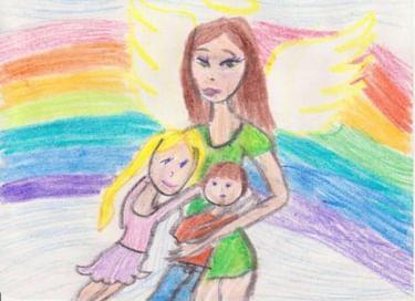 Прием работ на конкурс «Милая мама моя»