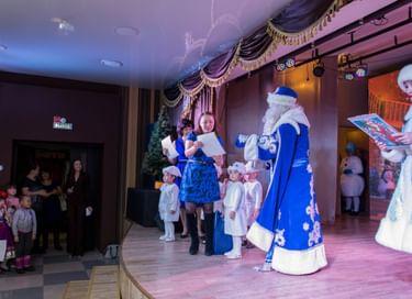 Конкурс «На приз Деда Мороза»