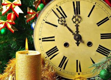 Театрализованное представление «Новогодняя кругосветка с Дедом Матросом»
