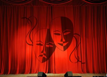 Спектакль «Разговоры о театре»