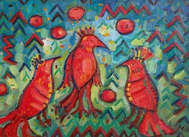 Выставка «Три мира Любови Арбачаковой»