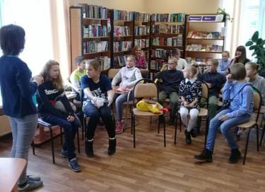 Встреча поклонников серии «Коты-воители»