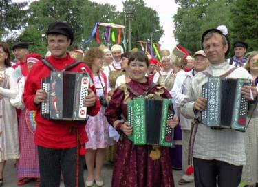 Концерт «Играй, гармонь – душа России»