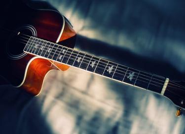 Литературно-музыкальный вечер «Звучи, моя гитара»
