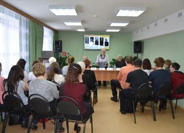 Встреча «Сила, щедрость, богатство русской души»