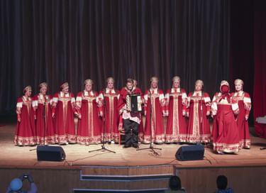 Юбилейный концерт дипломанта всероссийского конкурса вокалистов