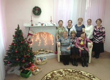 Встреча «Путешествие на родину Деда Мороза и Снегурочки»