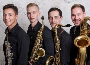 Концерт Russian Saxophone Quartet