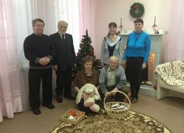 Встреча «В день последний декабря»