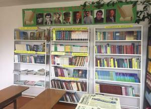 Бороздиновская сельская библиотека