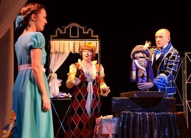 Новогодний спектакль «Щелкунчик и мышиный король»