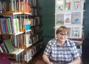 Дудкинская сельская библиотека